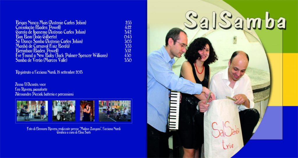 Salsamba CD cover
